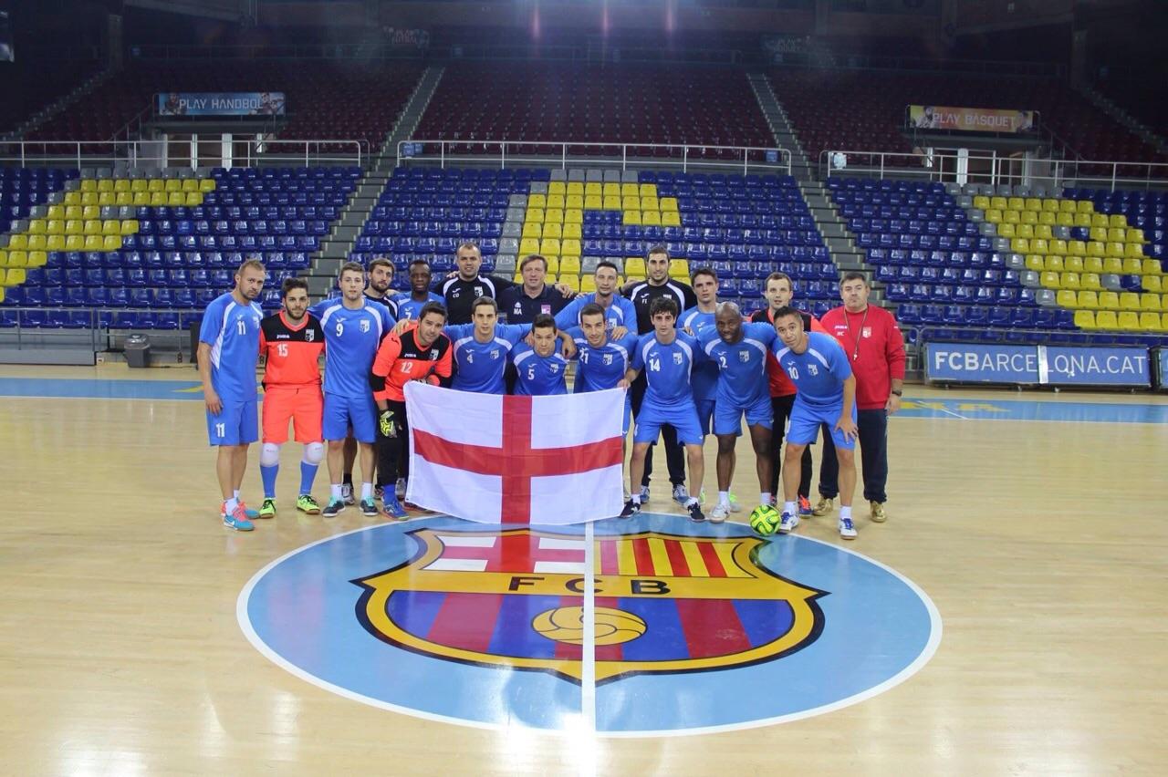 Barcelona Baku UEFA Futsal Cup