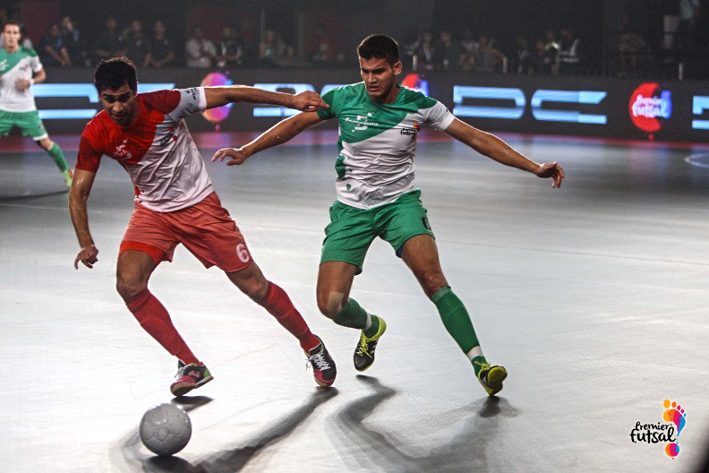 Jonathan Piers Premier Futsal