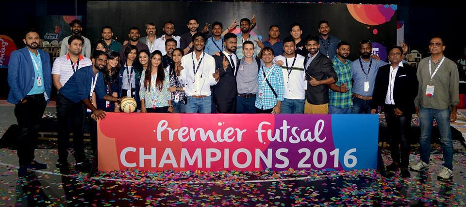 Premier Futsal Team