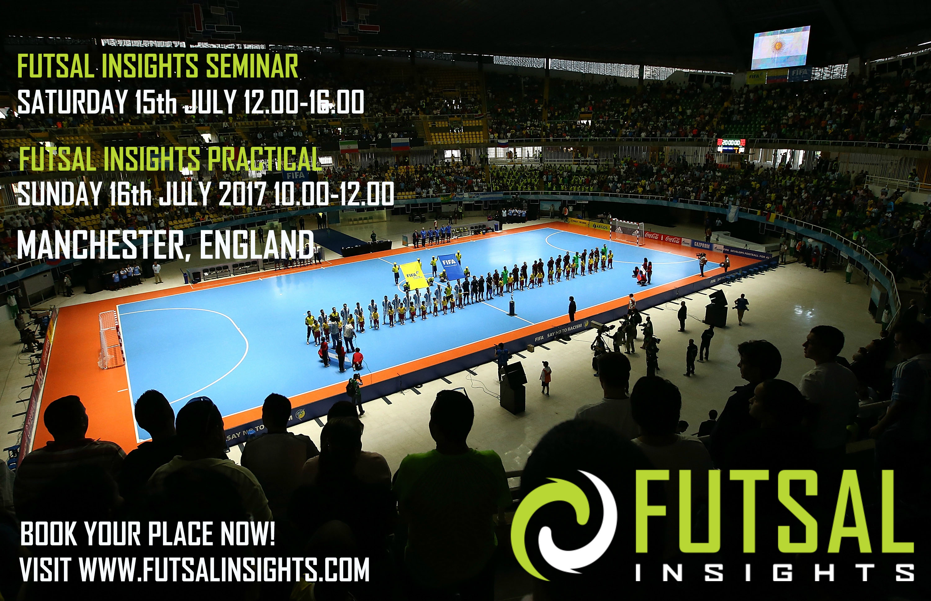 Futsal Insights Seminar 15-16 July