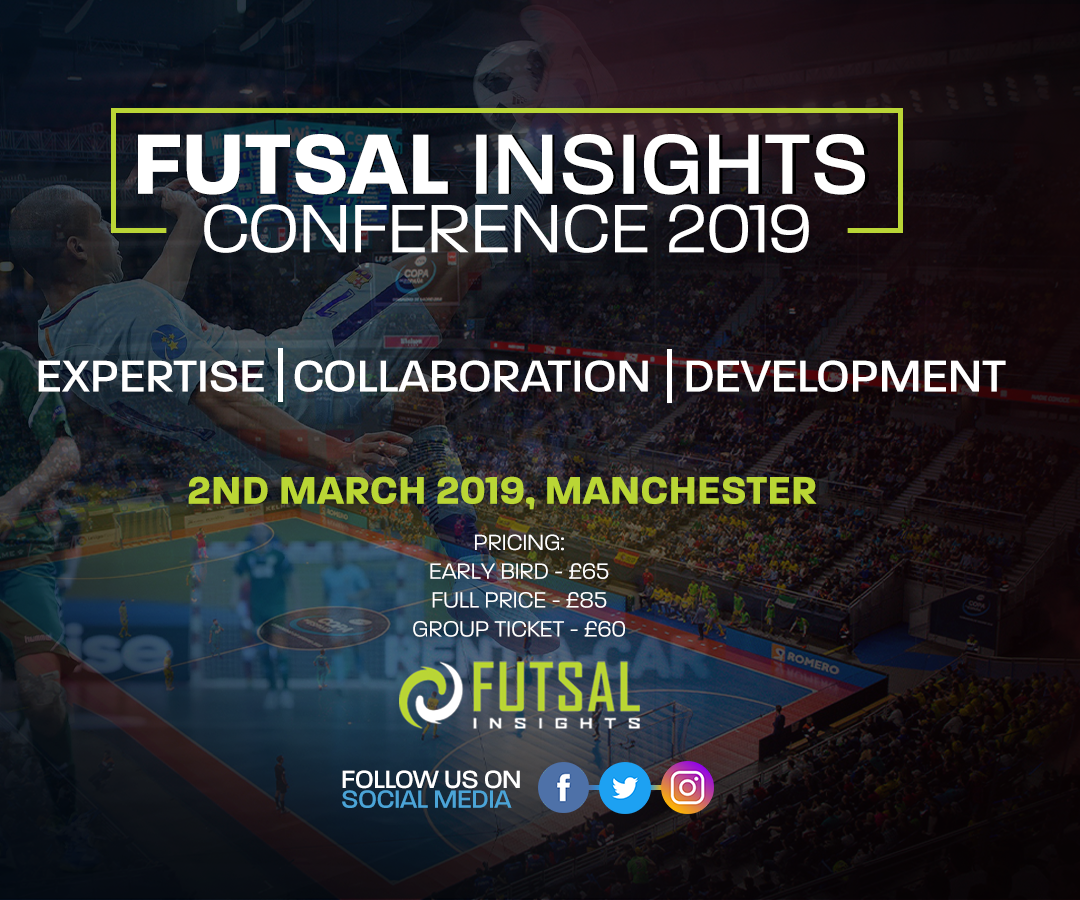 Futsal Insights Conference 2019
