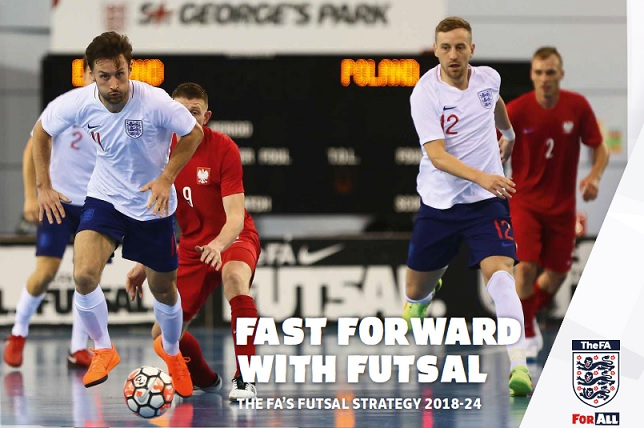 England FA Futsal Strategy