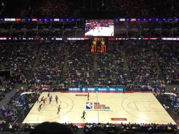 NBA o2 Arena