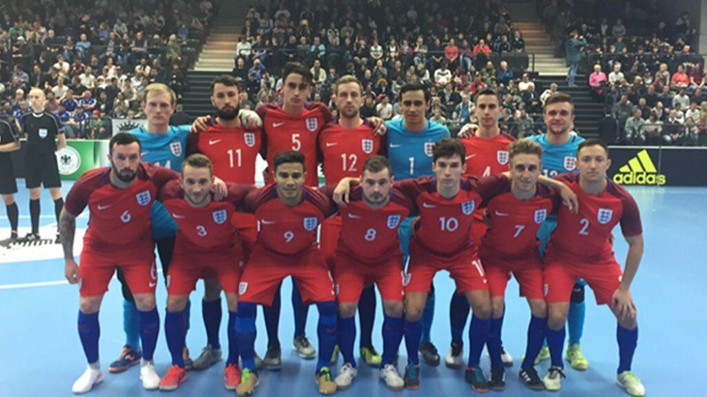 England national futsal team