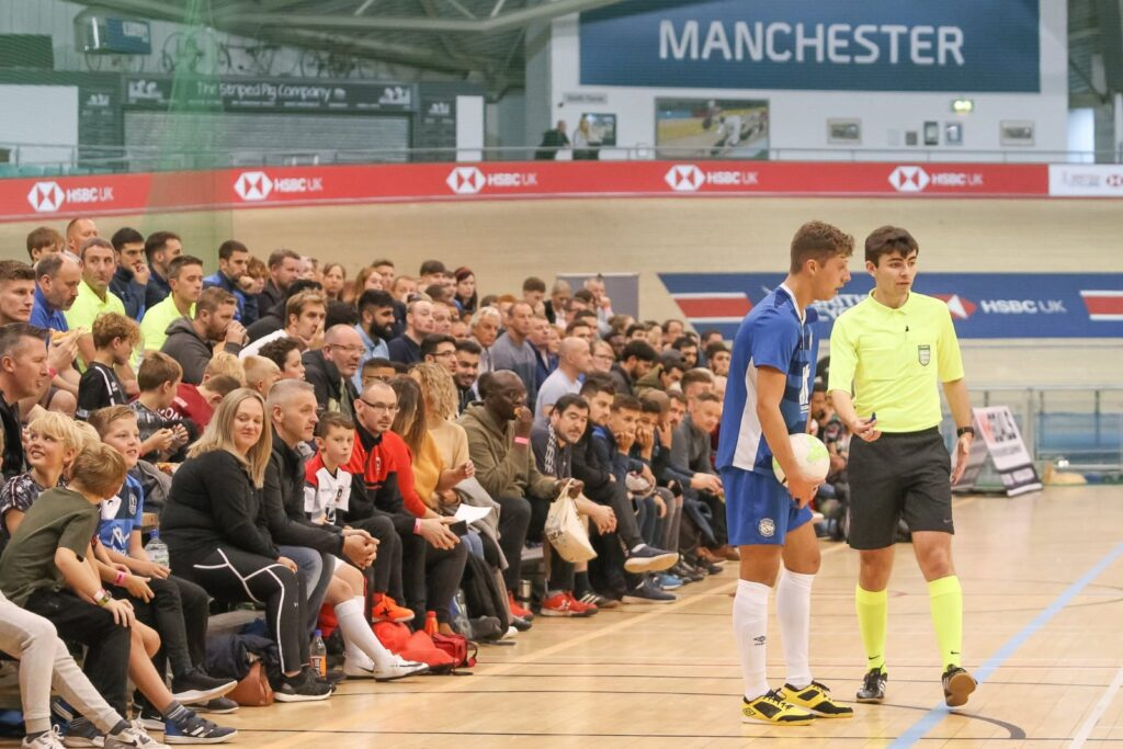 England national futsal league
