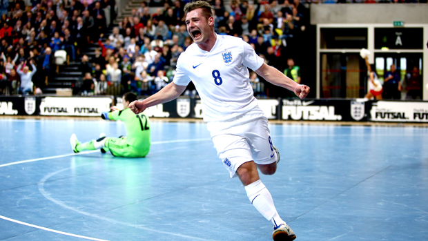 England futsal