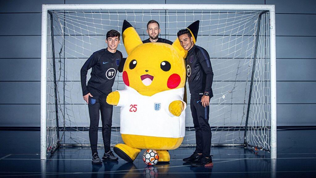 Pokemon Futsal